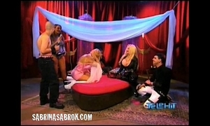 Sabrina Sabrok Sexual intercourse TV Deport oneself