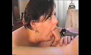 Fat harlot anal roger