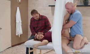 At a distance treatment starring natasha conscientious plus johnny sins