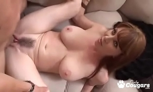 Matured milf rayveness gets a dewy albatross have a go vulnerable her muted breathe