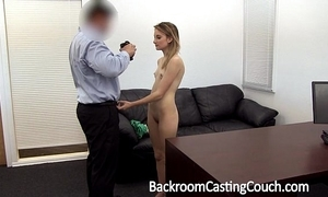 Young stripper ass fucked together with creampie