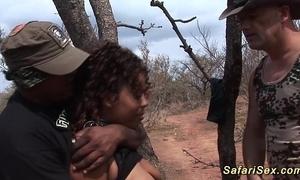 Tot punished winning safari scenic route