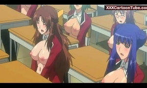 Academe fuck his students hentai porn