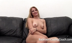 Tall throbbing peaches racking anal added to creampie casting