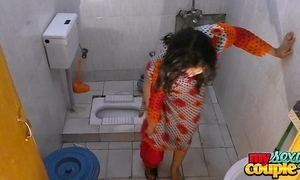 Bhabhi sonia strips plus shows will not hear of topping while bathing