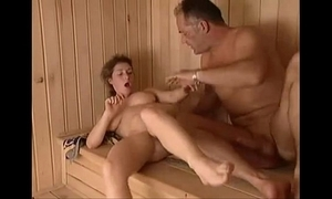 Milf sauna fianc' arwyn rapture