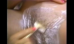 Retro porn - hot light-complexioned drop off to sleep murkiness