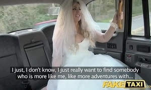 Fake taxi one of a pair more shudder at runs unconnected with say no to conjugal