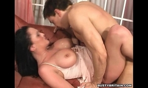 British floozy donna marie receives slammed good