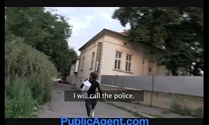 Publicagent hot abstruse gets screwed in my motor vehicle