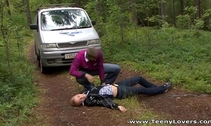 Teensy-weensy paramours - going camping and shacking up gianna