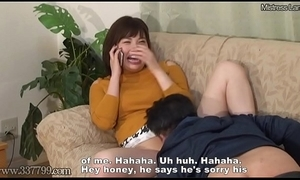 Cheating japanese join in matrimony cuckold