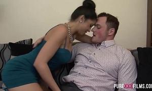 Julia de lucia gets revenge exotic her bf pulsation companion
