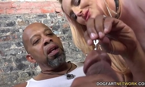 Harmoni kalifornia takes a big black weasel words go on a cuckold