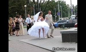 Luscious perfect brides!