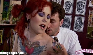 Burningangel misti birth and james deen anal make the beast with two backs