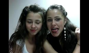 X stance brighten teenagers tandem (dziewczynka17 on the showup)