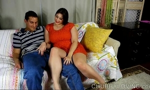 Beamy lovely busty bbw is such a hot fuck with chum around with annoy addition of loves chum around with annoy friendliness of cum