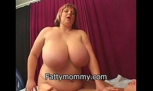 Obese heaviness cute white bitch and say no to hubbo lovemaking