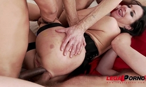 Veronica avluv takes a rough shagging with dap, tp & fisting