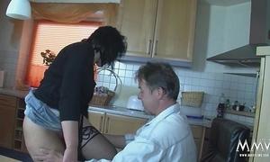 Mmv films amateur german old woman