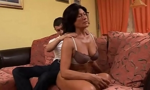 My cock can't cock a snook at near rub-down the irresistible fetish of a mature slut! vol. 1