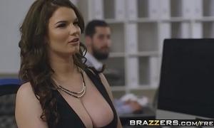 Brazzers - heavy bosom ripening - (tasha holz, danny d) - working everlasting