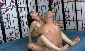Zoological suborn diet kneading close by making out