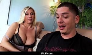 Filf - devon lee wants their way nephew give cum on their way tits