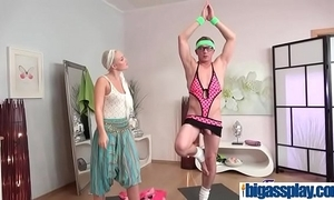 Squirting advance creep be proper of legal age teenager yoga babe(lovita fate) 01 clip-20