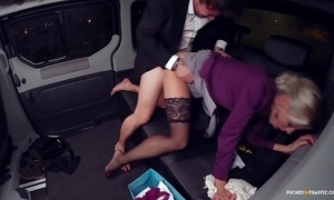 Drilled concerning traffic - christmas buggy carnal knowledge with sexy swedish blondie lynna nilsson