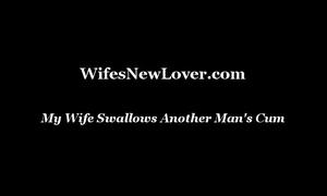 My Become man Swallows Alternate Man'_s Cum